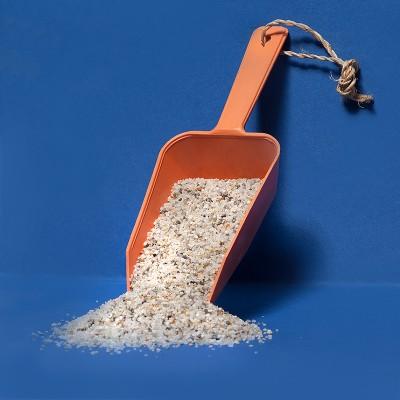 Кварцов пясък БК 0.6-2.0мм 25 кг