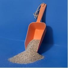 Пясък ЖД 0.6-1.2мм   25кг